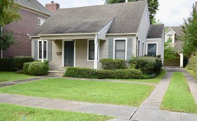 Houston Single Family Home For Sale: 4224 Marquette Street