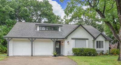 Houston Single Family Home For Sale: 10610 Ella Lee Lane