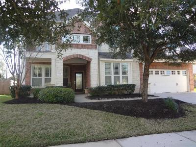 Houston Single Family Home For Sale: 13818 Lake Livingston Drive