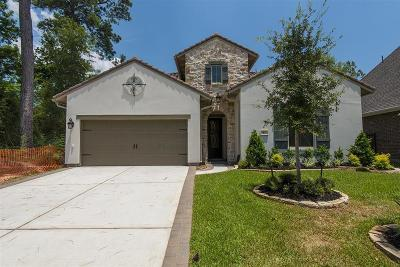 The Woodlands Single Family Home For Sale: 42 Madrone Terrace Place