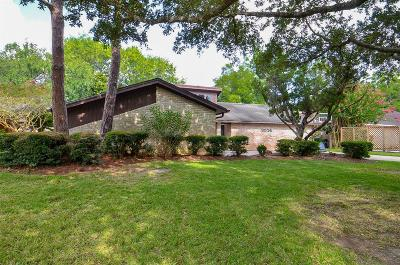 Missouri City Single Family Home For Sale: 3514 W Creek Club Drive