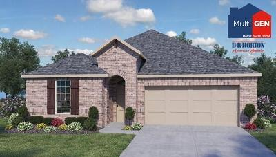 Pearland Single Family Home For Sale: 3709 Lockheed Street