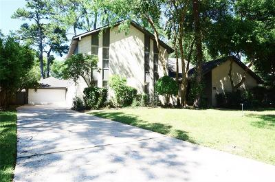 Houston Single Family Home For Sale: 14922 Perthshire Road