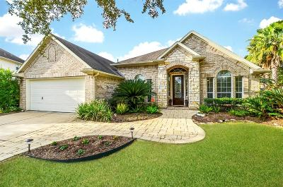 Richmond Single Family Home For Sale: 21302 Wooded Lake Court