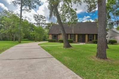 Friendswood Single Family Home For Sale: 109 Cherry Tree Lane