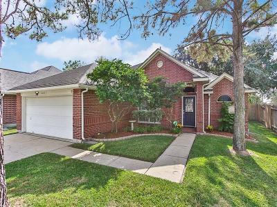Cypress Single Family Home For Sale: 14803 Carolina Falls Lane