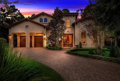 The Woodlands TX Single Family Home For Sale: $849,000