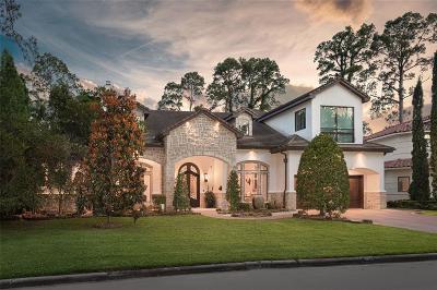 Houston Single Family Home For Sale: 6015 Glen Cove Street