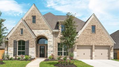 Pearland Single Family Home For Sale: 3420 Golden Cypress Lane