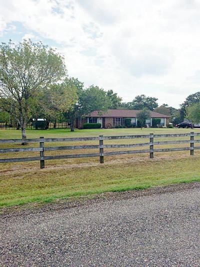 Yoakum Single Family Home For Sale: 2035 County Road 400