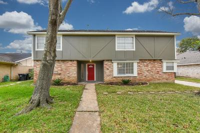 Sugar Land Single Family Home For Sale: 13823 Ivymount Drive