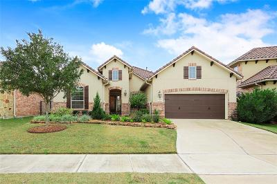 Fulshear Single Family Home For Sale: 35 Lake View Loop