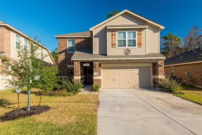 Crosby Single Family Home For Sale: 16623 River Wood Court