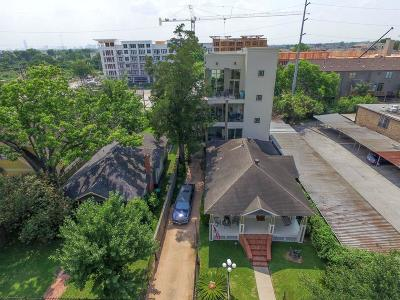 Houston Single Family Home For Sale: 519 Heights Boulevard