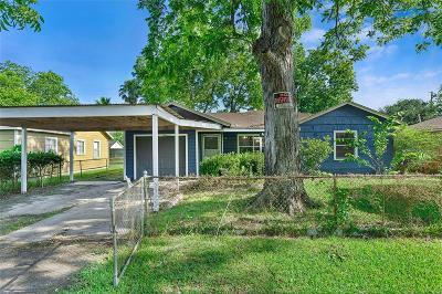 Single Family Home For Sale: 7637 Delavan Drive