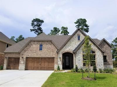 Spring Single Family Home For Sale: 5202 Creekmore Circle