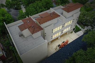 Houston TX Condo/Townhouse For Sale: $750,000