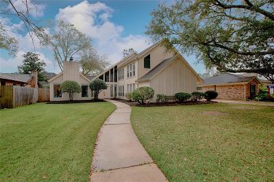 Houston Single Family Home For Sale: 16418 Longvale Drive