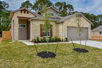 Tomball Single Family Home For Sale: 15539 Lakewood Terrace Drive