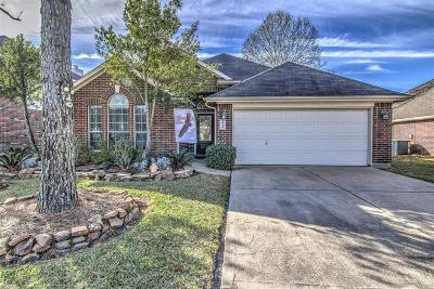 Cypress Single Family Home For Sale: 18319 Water Mill Drive