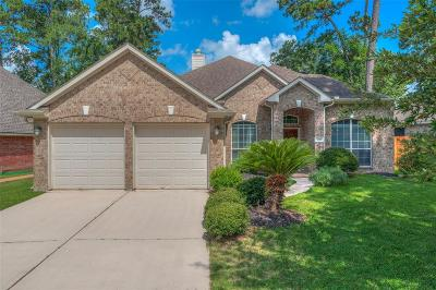 Montgomery Single Family Home For Sale: 3323 Rollingwood