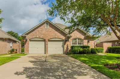 League City Single Family Home For Sale: 2346 Fairway Pointe Drive