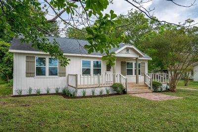 Tomball Single Family Home For Sale: 504 James Street