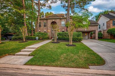 Kingwood Single Family Home For Sale: 5330 Hickory Village Drive