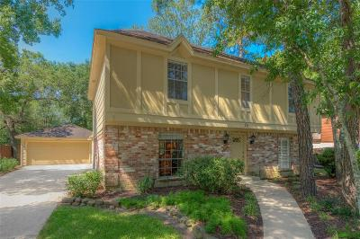 The Woodlands TX Single Family Home For Sale: $254,999