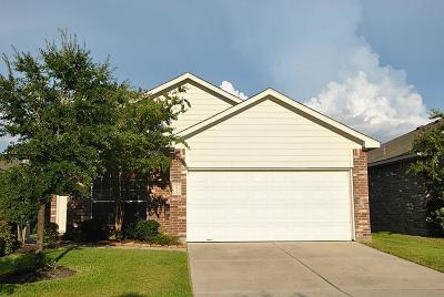 Katy Single Family Home For Sale: 6415 Richland Hills