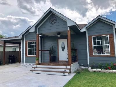 Houston Single Family Home For Sale: 1144 Cloverleaf Street
