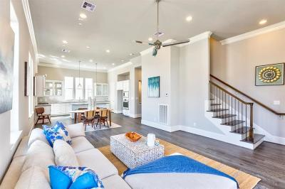 Houston Single Family Home For Sale: 2312 Hutchins Street