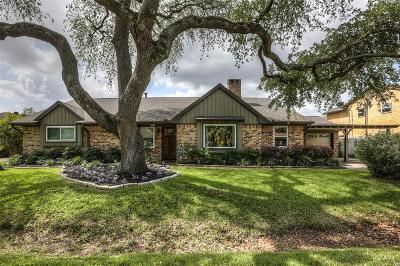 Houston Single Family Home For Sale: 9127 Highcrest Drive