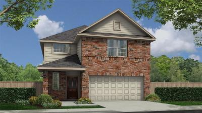 Single Family Home For Sale: 13022 City Green Trail