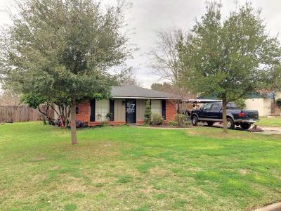 Navasota Single Family Home For Sale: 1503 Schumacher Street