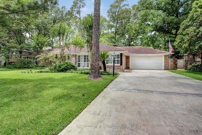 Hunters Creek Village Single Family Home For Sale: 409 Ripple Creek Drive