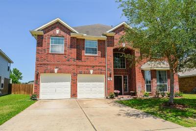 Richmond Single Family Home For Sale: 17914 Barton Ridge Lane