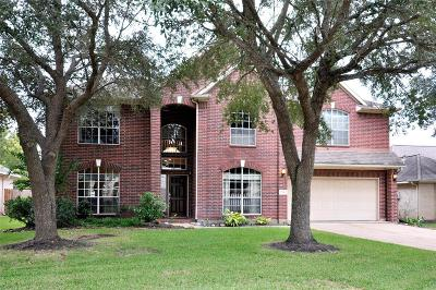Richmond Single Family Home For Sale: 2506 Crystal Lake Court