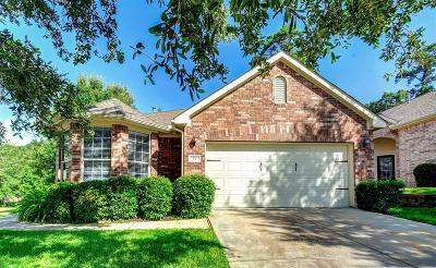 Montgomery Single Family Home For Sale: 11 Marina Way