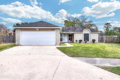 Houston Single Family Home For Sale: 10503 Golden Meadow Drive