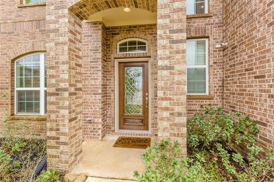 Rosharon Single Family Home For Sale: 1930 Crystal Waters Drive