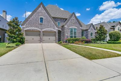 Sugar Land Single Family Home For Sale: 4118 Clover Ridge Lane