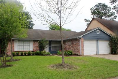Spring Single Family Home For Sale: 4830 Bridgemont Lane