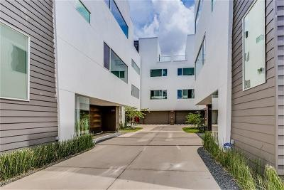 Harris County Condo/Townhouse Pending: 512 W Bell