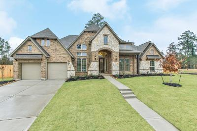 Spring Single Family Home For Sale: 15702 Gibson Grass Court