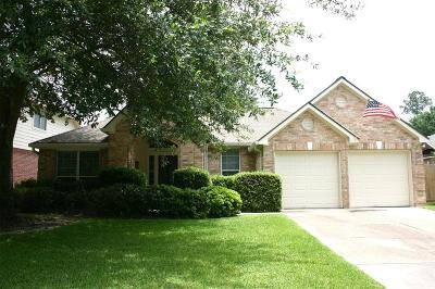 Spring Single Family Home For Sale: 5815 Capella Park Drive