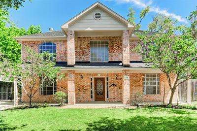 Houston TX Single Family Home For Sale: $685,000