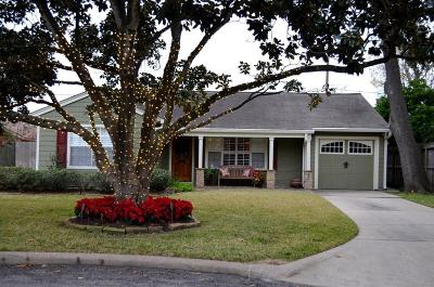 Bellaire Single Family Home For Sale: 4521 Mimosa Drive