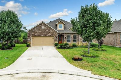 Magnolia Single Family Home For Sale: 114 Carriage Ct