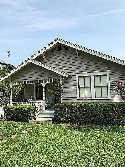 Bellaire Single Family Home For Sale: 4424 Wendell Street